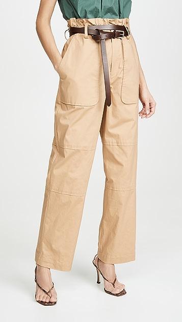 Sea 苏格兰裤