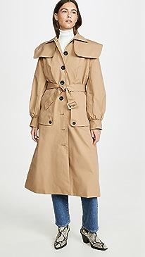 Scott Trench Coat