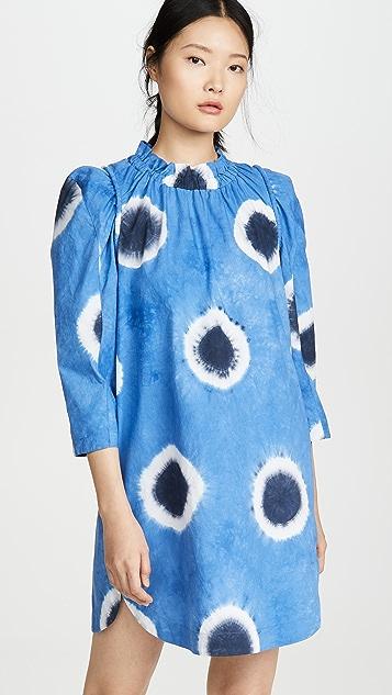 Sea Tie Dye Tunic