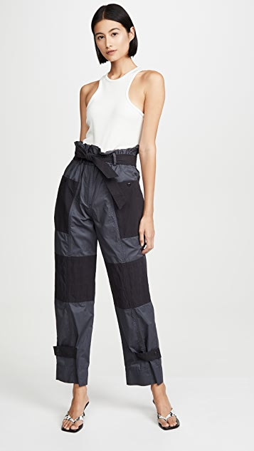 Sea Gabriette Quilted Pants