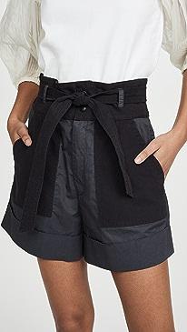 Gabriette Combo Shorts