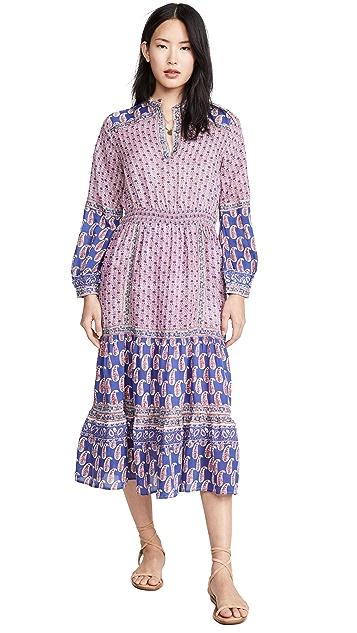 Sea Bianca Long Sleeve Dress