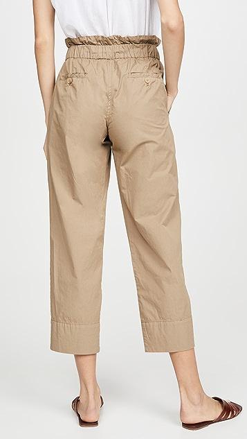 Sea Giselle Ruffle Pants