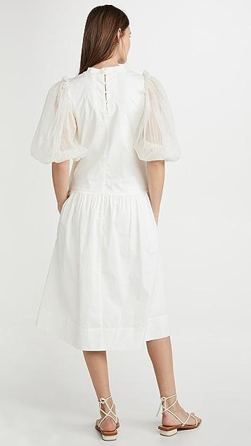 Sea Olive Dress