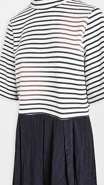 Sea James T-Shirt Dress
