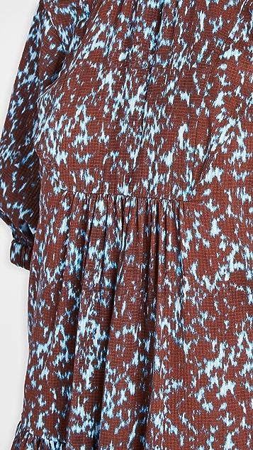 Sea Celine Long Sleeve Tunic