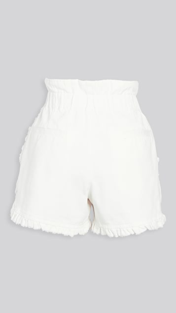 Sea Doris 荷叶边短裤