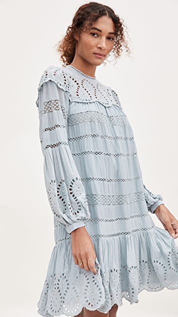 Sea Marina Long Sleeve Dress