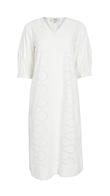 Sea Marina Relaxed Midi Dress