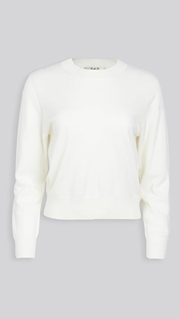 Sea Ditsy Mix Sweater