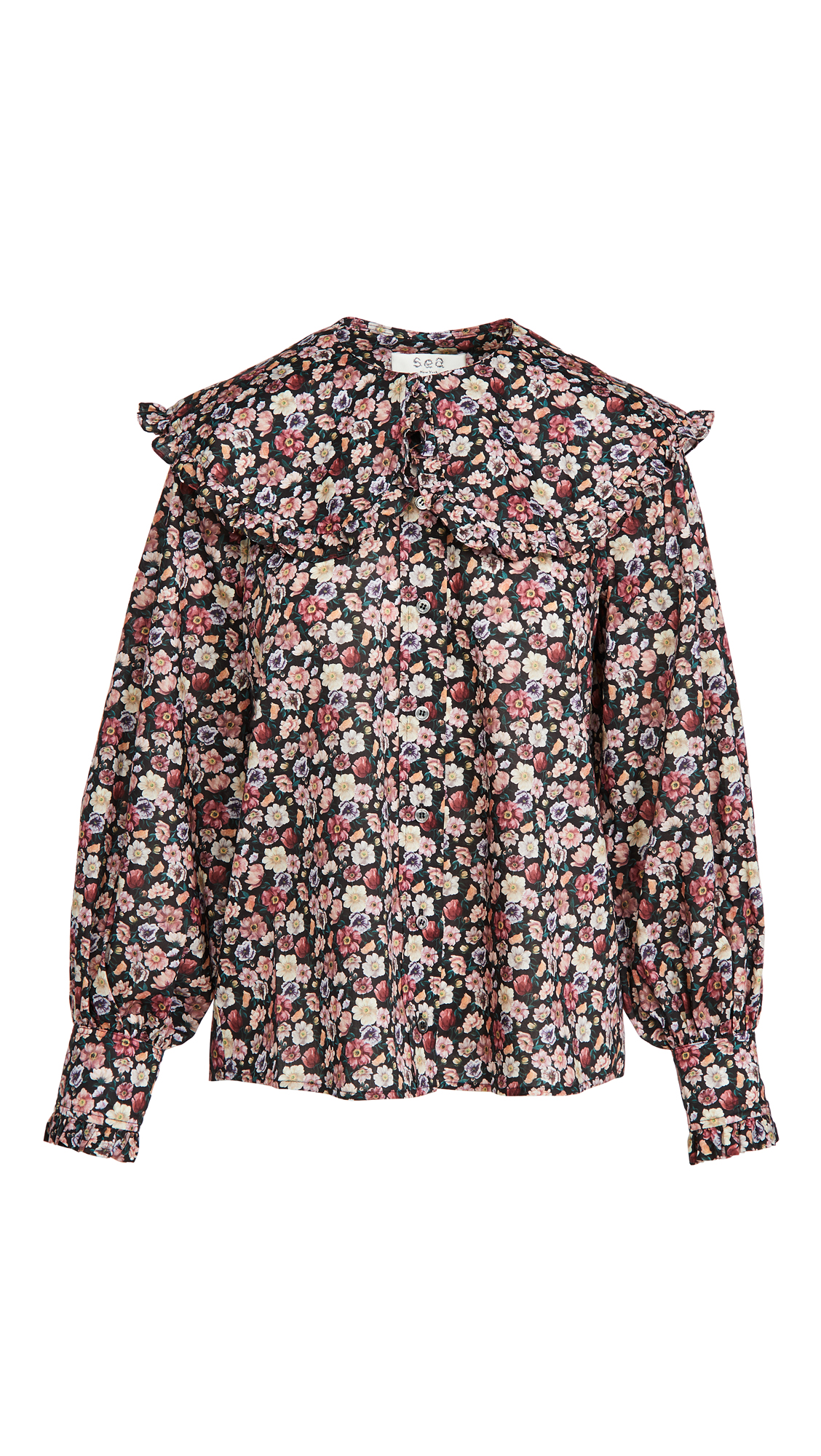 Sea Leslie Liberty Blouse