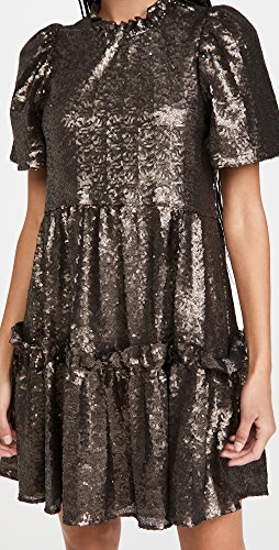 Sea - Rachelle 泡泡袖长款上衣式连衣裙