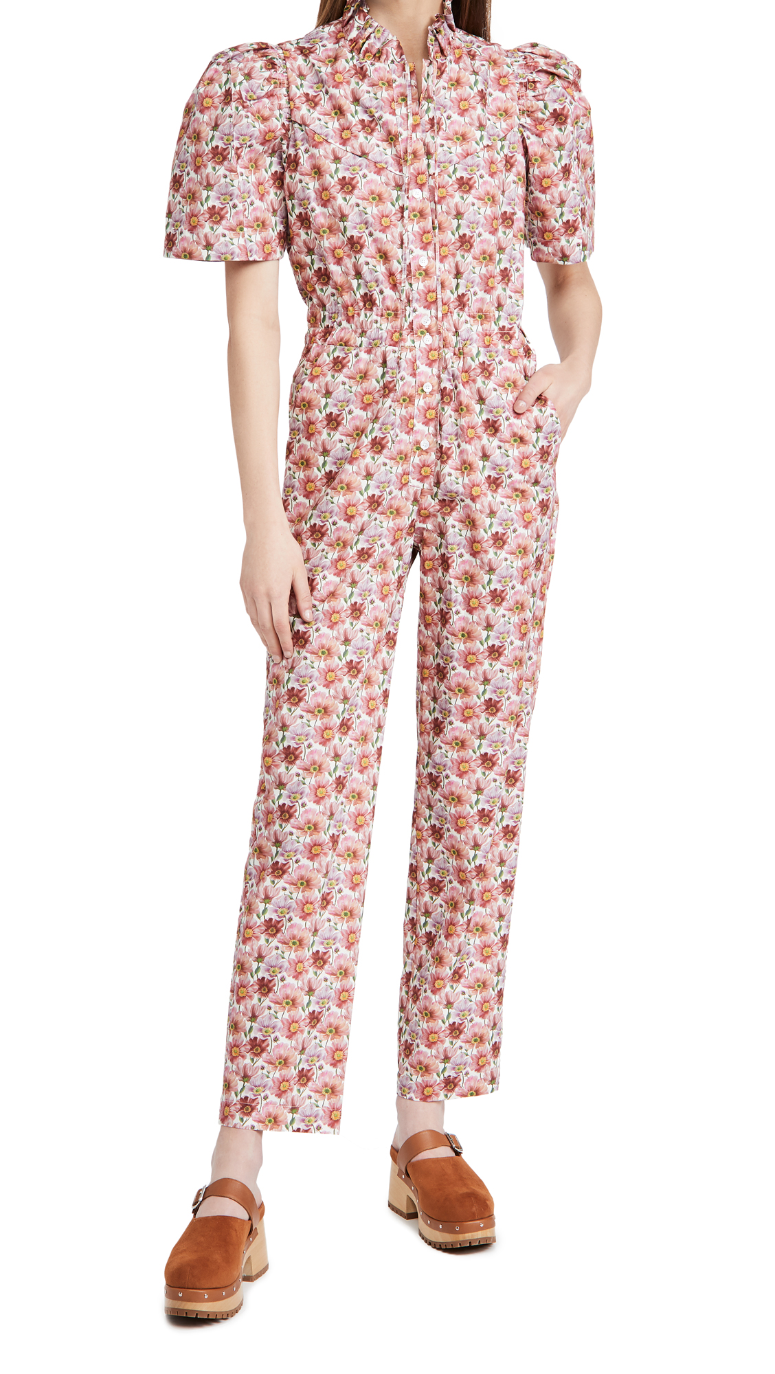 Sea Leslie Liberty Jumpsuit