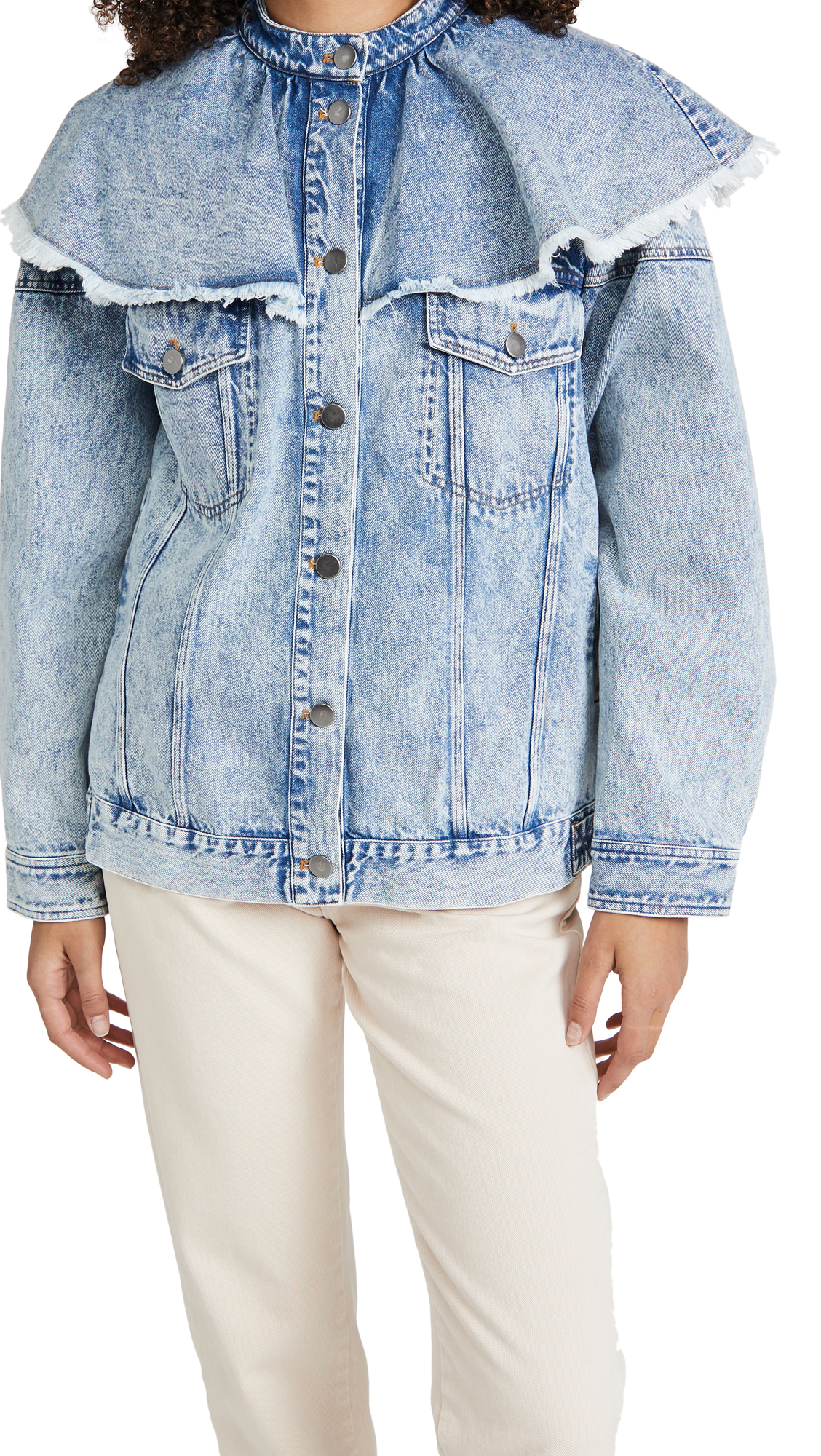 Sea Phillipa Denim Jacket