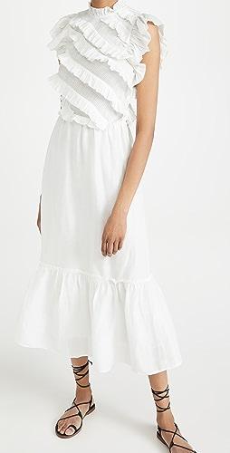 Sea - Eleanor Tier Maxi Dress