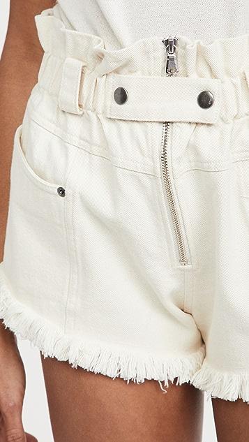 Sea Phillipa 牛仔布短裤