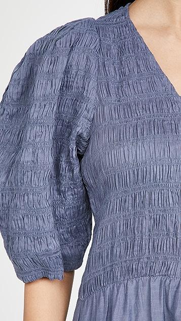 Sea Eleanor Long Sleeve Dress