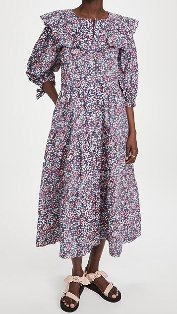 Sea Lissa Puff Sleeve Dress