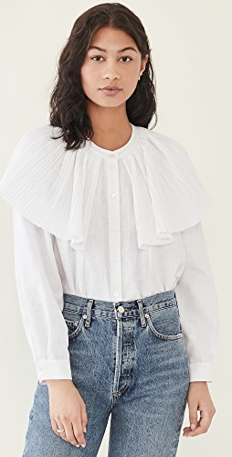 Sea - Bailey Broomstick 女式衬衫