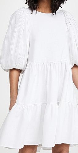 Sea - Bailey Broomstick 层褶连衣裙