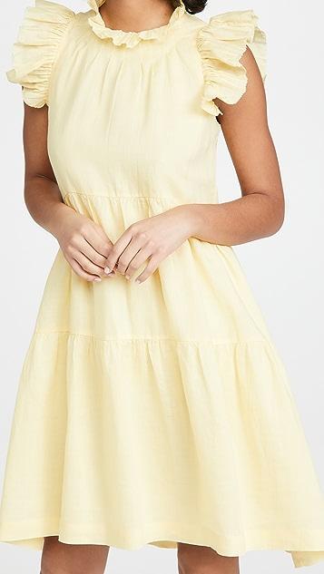 Sea Waverly Dress