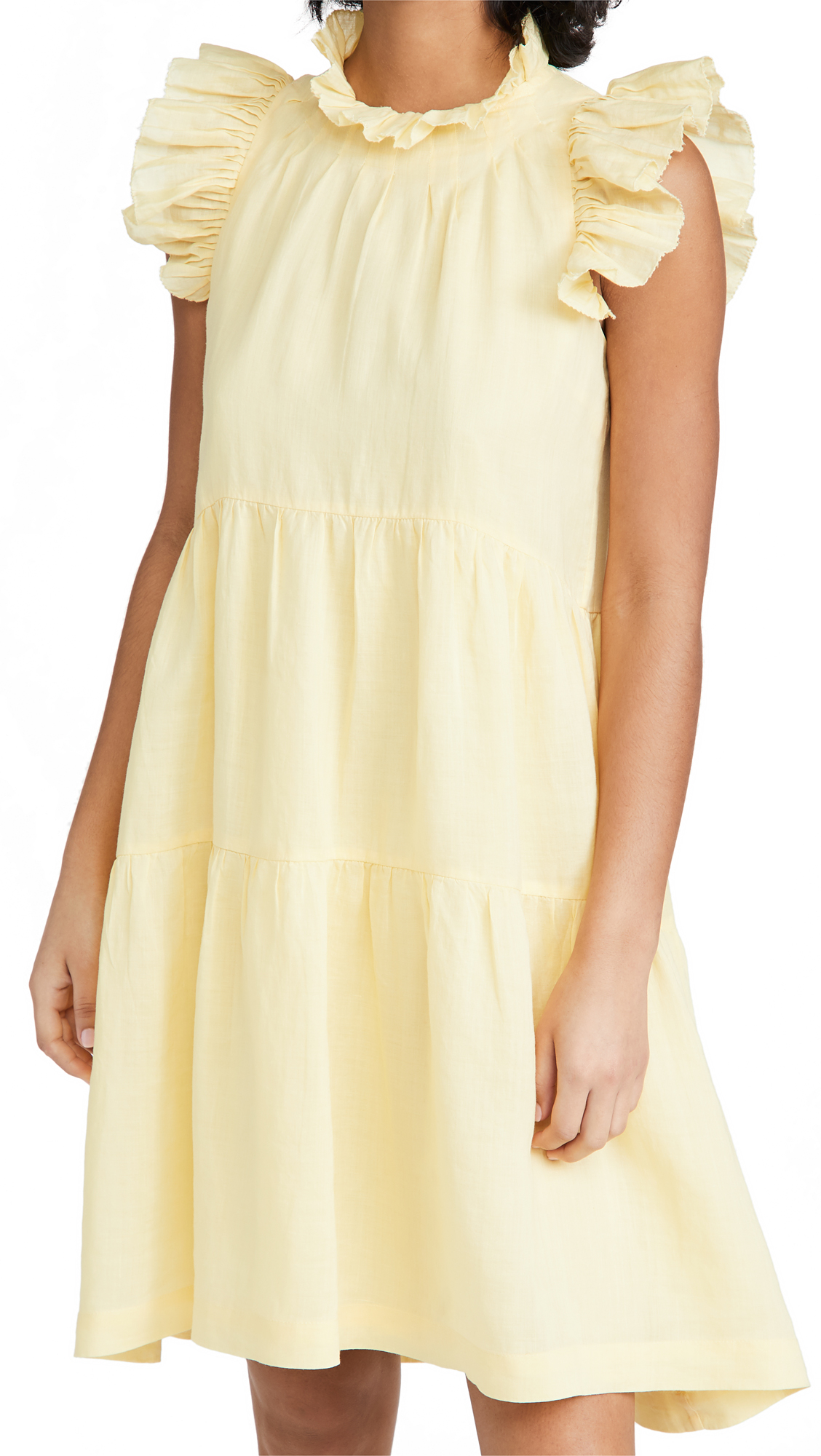 Sea Waverly Dress