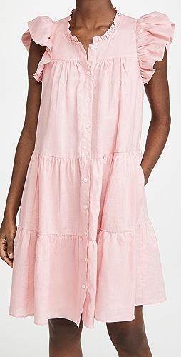 Sea - Shannon Scallop Button Down Dress