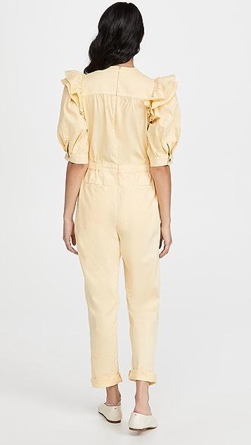Sea Maura 牛仔布连身衣