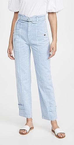 Sea - Maura 酸洗牛仔裤
