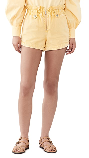 Sea Maura 酸洗短裤