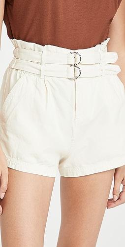 Sea - Evelina 系腰带短裤