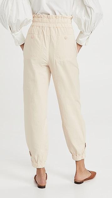 Sea Layla 帆布长裤
