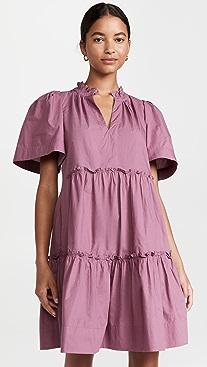 Sea Renee Short Sleeve Tunic Dress