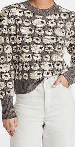 Sea - Reese Sheep Sweater