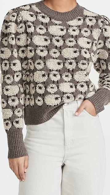 Sea Reese Sheep Sweater