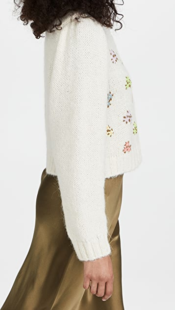 Sea Zuri Floral Cardigan