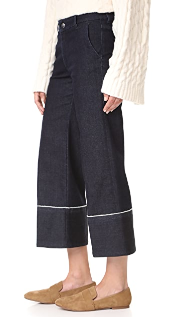 Seafarer Harry New Special Wide Leg Jeans
