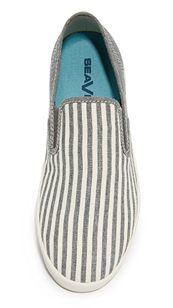 SeaVees Baja Beach Club Slip On Sneakers