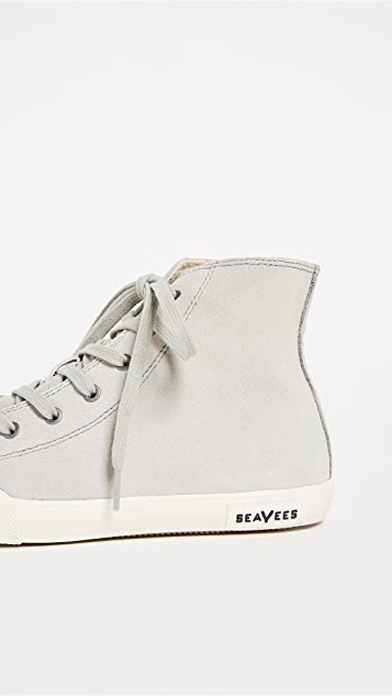 SeaVees Army Issue High Sneaker