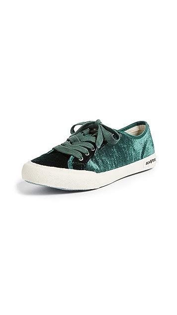 SeaVees Monterey Velvet Sneakers