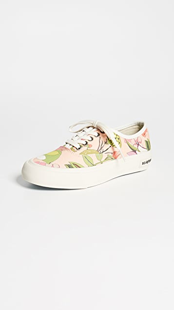 SeaVees x Trina Turk Legend Sneakers