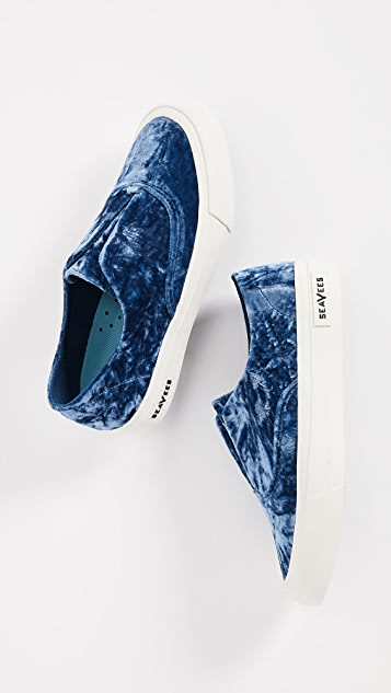 Seavees Sunset Velvet Crush Sneakers
