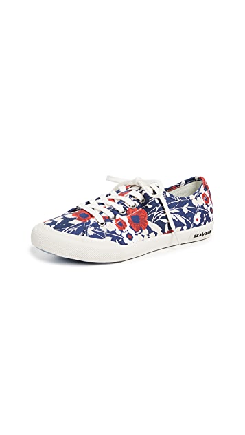 SeaVees Trina Turk Monterrey Sneakers