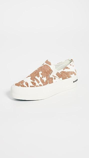 SeaVees Baja Platform Mulholland Sneakers
