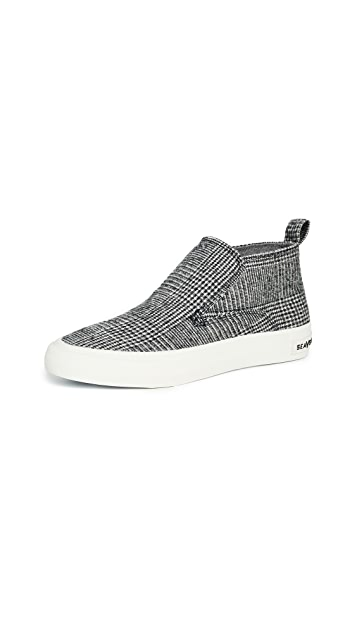 SeaVees Huntington Middie Highlands Sneakers