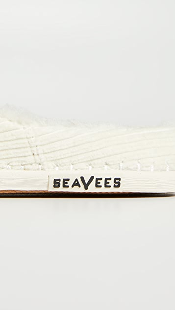 SeaVees Stag Scuff Slippers