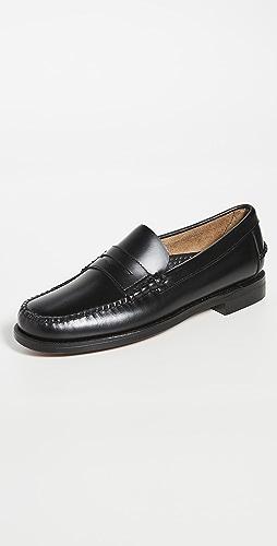 Sebago - Classic Dan Leather Loafers