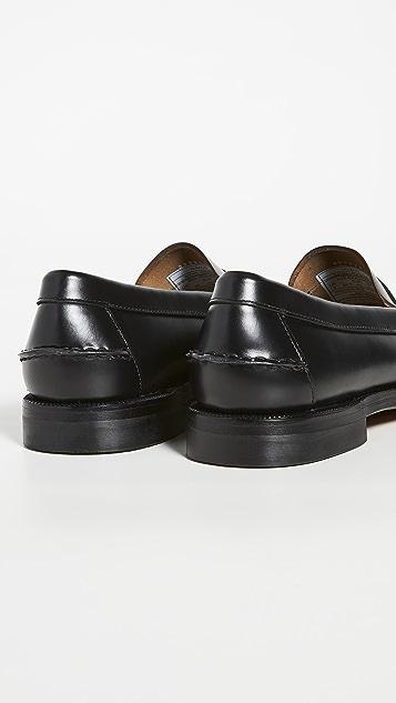 Sebago Classic Dan Leather Loafers