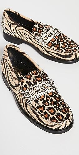 Sebago - Dan Wild Zoo Loafers