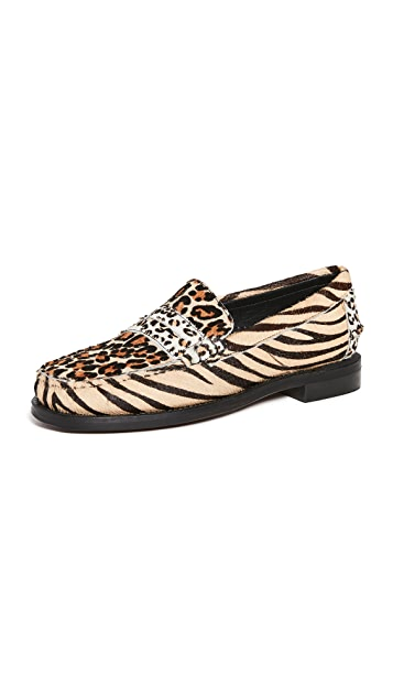 Sebago Dan Wild Zoo Loafers